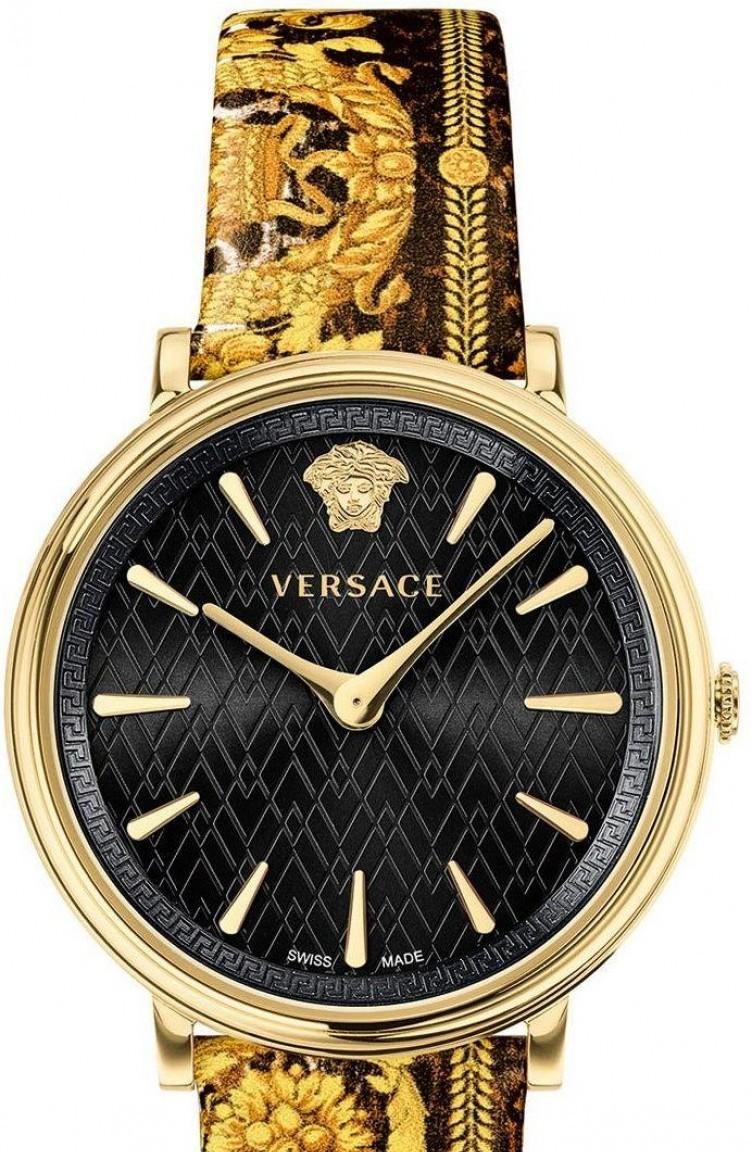 574652ddd فيرساتشي ساعة يد نسائية Vrscvbp130017 130017
