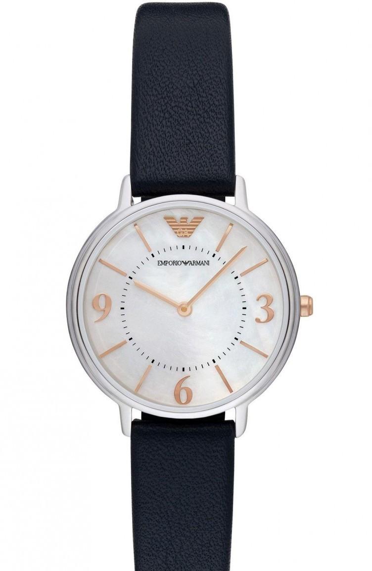 5020f2599 امبريو ارماني ساعة يد نسائية Ar2509 2509