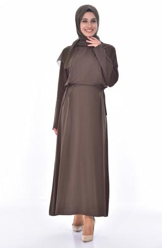 Robe Attaché de Côté 5181-05 Khaki 5181-05