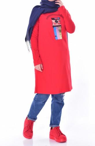 Red Tuniek 41146-03