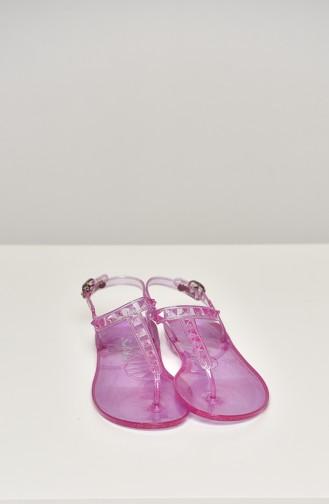 Lilac Summer Sandals 1605-17-01