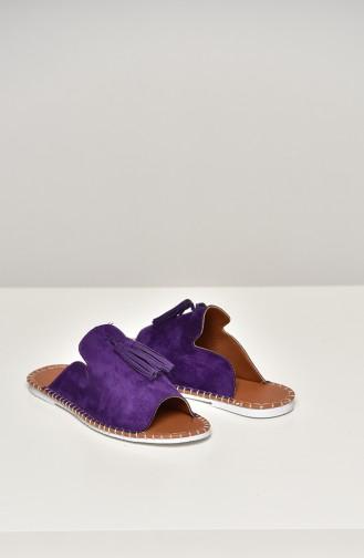 Purple Summer Sandals 90-18-01