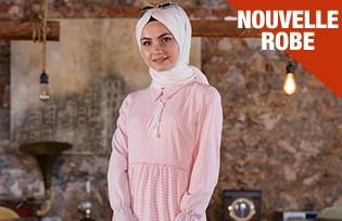Sefamerve les Plus Nouveaux modèles de Robes