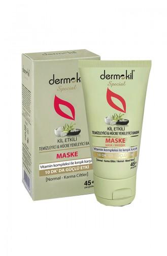 45 Yaş Üstü Bayan Maske Vitamin Kompleksi MY-7425