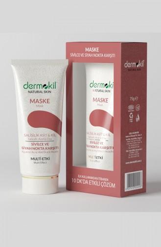 Masque Contre L`acné et les Points Noirs MY-7411 7411