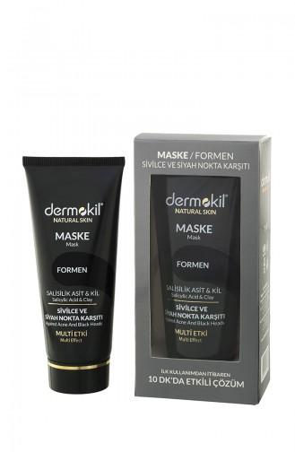 Masque Contre l`acné et les Taches Noires MY-7519 7519