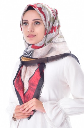 وشاح أحمر 2023-12