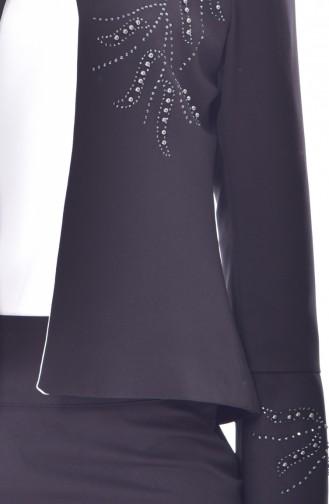 Sefamerve 3 Lü Takım 1182-03 Siyah