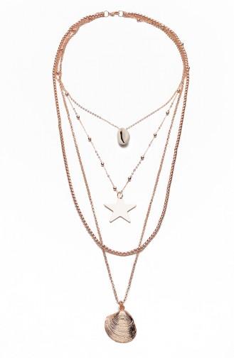 Silver Gray Necklace 9260-01