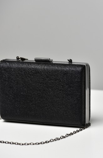 Black Portfolio Hand Bag 0275-04