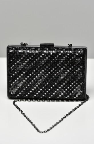 حقيبة يد أسود 0334-02