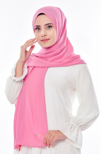 XL Crepe Shawl 50051-7639 Light Dried Rose 7639