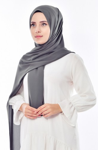 Luxury Crepe Shawl 50051-48 Light Khaki 48