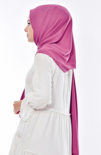 XL Crepe Shawl 50051-53 Dried Rose 53