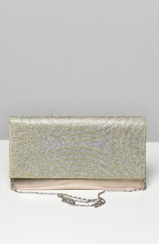 Goldfarbig Portfolio Handtasche 0400-04