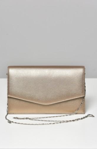 حقيبة يد برونزي 0460-04