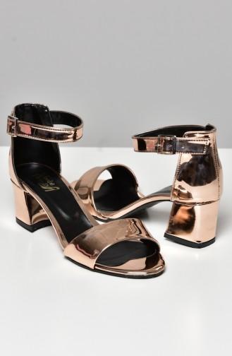 Rose Summer Sandals 608-18-03