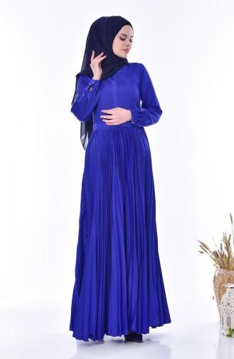 Faltiges Kleid 28358-03 Saks 28358-03