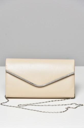 Skin color Portfolio Hand Bag 0458-03