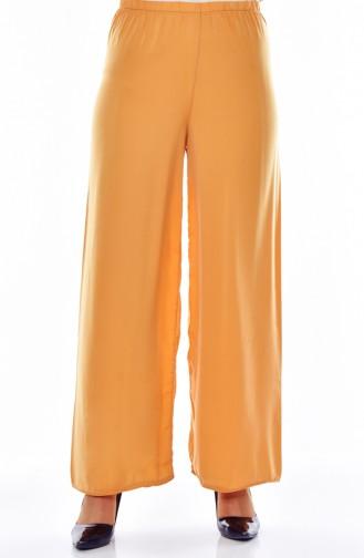 Straight Pants 1003-01 Mustard 1003-01