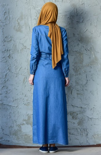 Jeans Blue Dress 9200-02