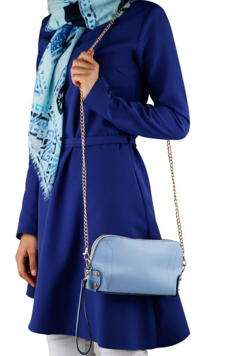 Baby Blues Shoulder Bag 1005A-02