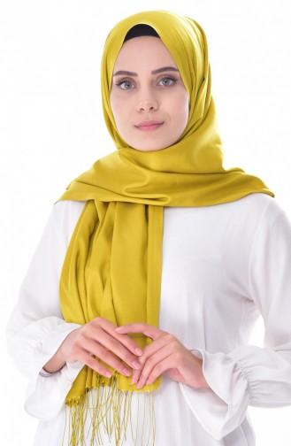 Plain Shawl 901358-11 Saffron 11