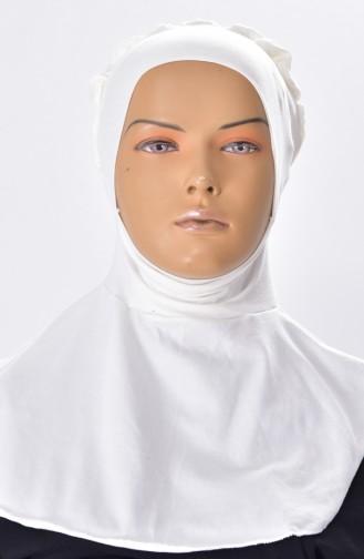 Bonnet Sans Couture 10 Creme 10