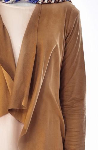 Tobacco Brown Jacket 6402-01