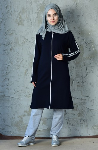Navy Blue Trainingspak 60100-02