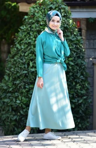 Green Almond Skirt 5003-02