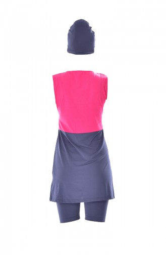 Anthracite Swimsuit Hijab 246-03