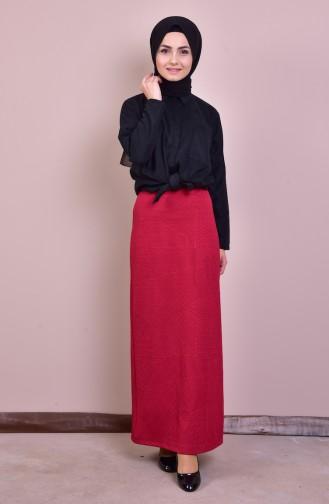 Pencil Skirt 30997-04 Red 30997-04