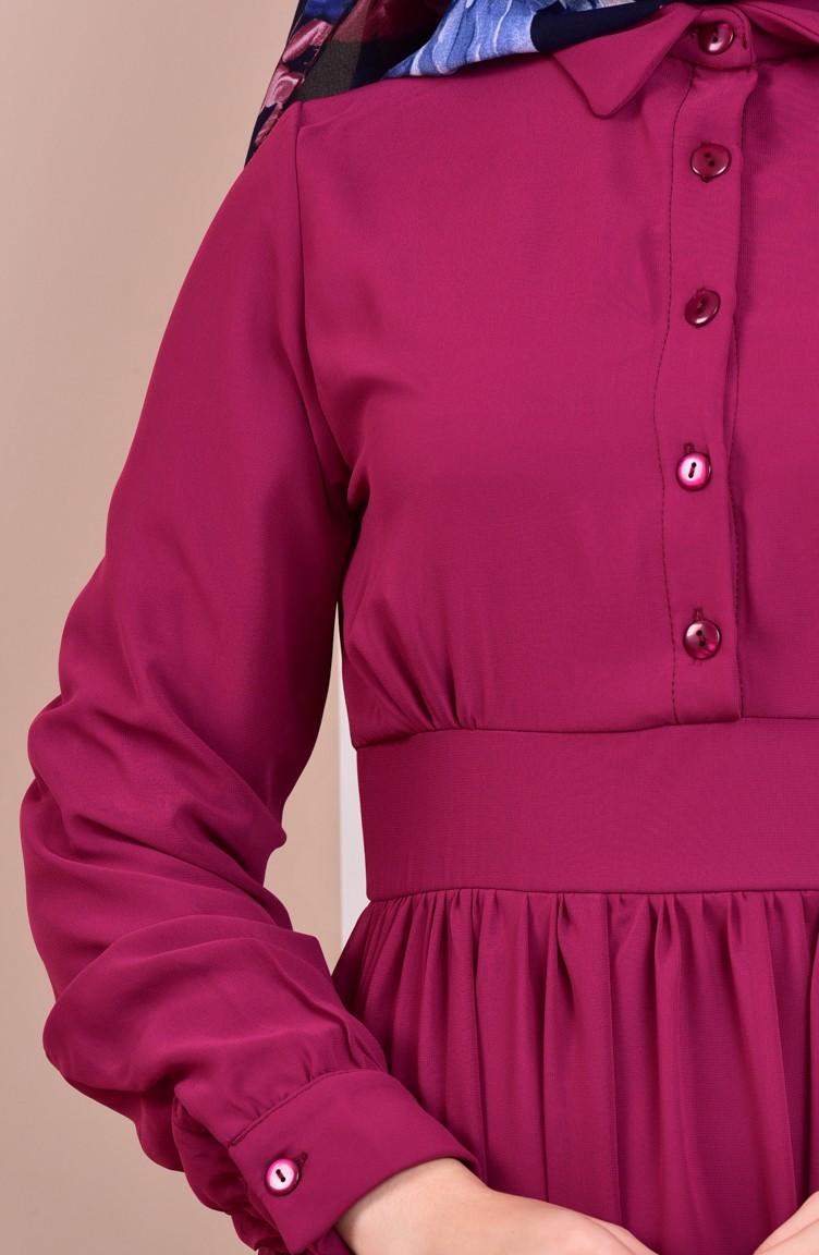 Fuchsia Dress 81624 02