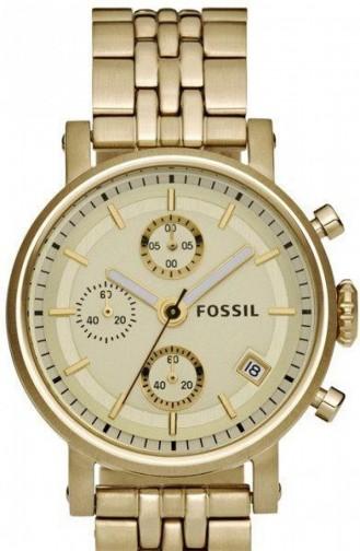 فوسيل ساعة يد نسائية Es2197 2197