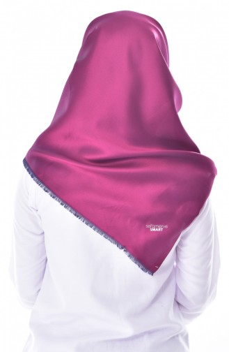 Dark Fuchsia Smart Scarf 03-20