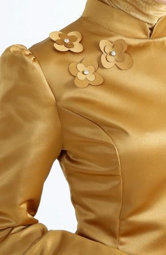 Robe de Soirée 7192-04 Gold 7192-04