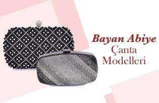 Bayan Abiye Çanta Modelleri