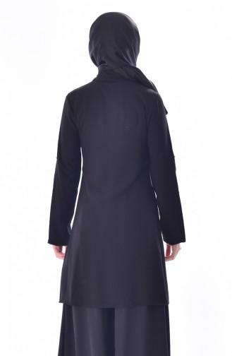 Cepli Tunik 6008-03 Siyah