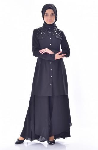 Pearl Tunic 6009-01 Black 6009-01