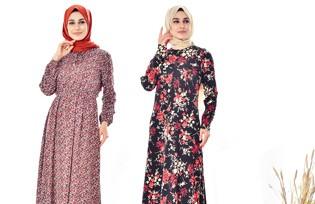 قياسات كبيرة موديلات الفساتين