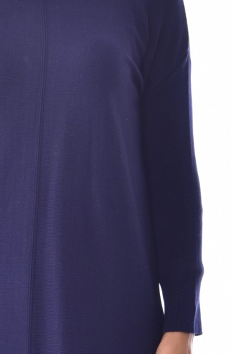 Navy Blue Sweater 3834-12