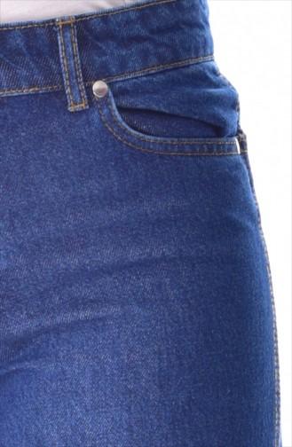 Navy Blue Pants 1237 -02