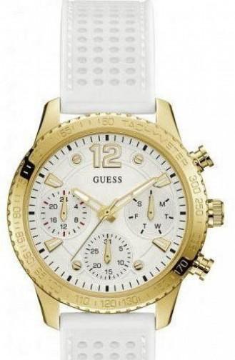 White Horloge 1025L5