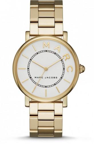 Gold Colour Watch 3522
