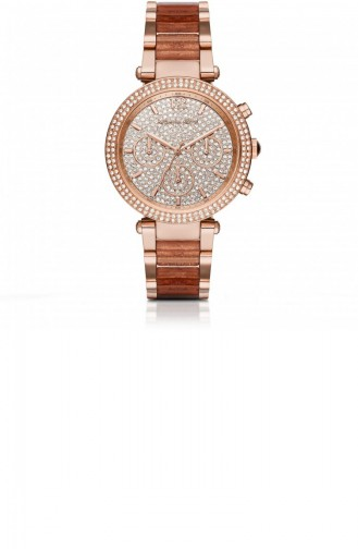 Brown Horloge 6285