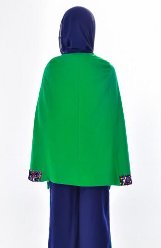 Grün Jacke 7647-05