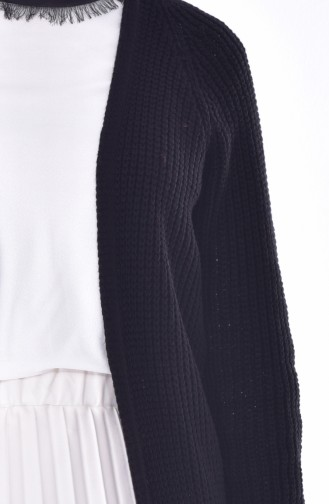 Black Cardigan 4641-09