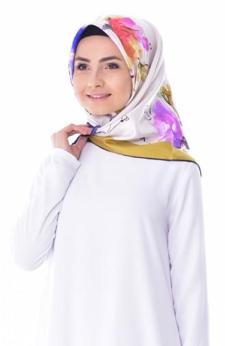 Levidor Silk Shawl 2074-11 Yellow 11