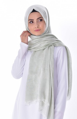 Armine Linen Shawl 7990-02 Mint Green 7990-02